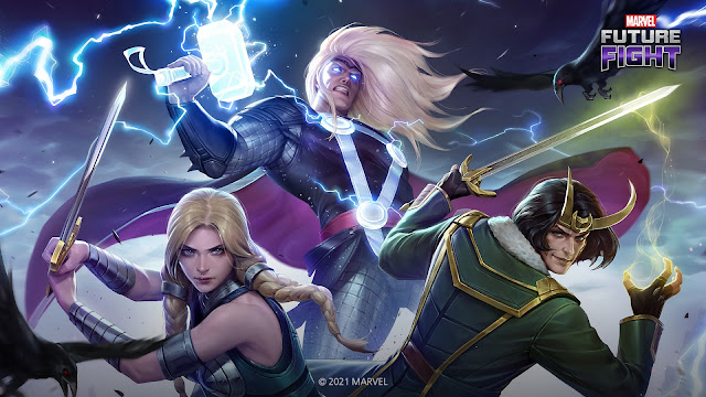 Netmarble Hadirkan Herald of Thunder, Thor, untuk RPG Aksi dan Epik MARVEL Future Fight!