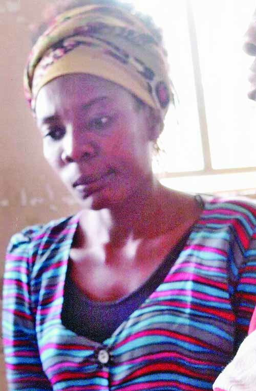 woman abandons husband in jail
