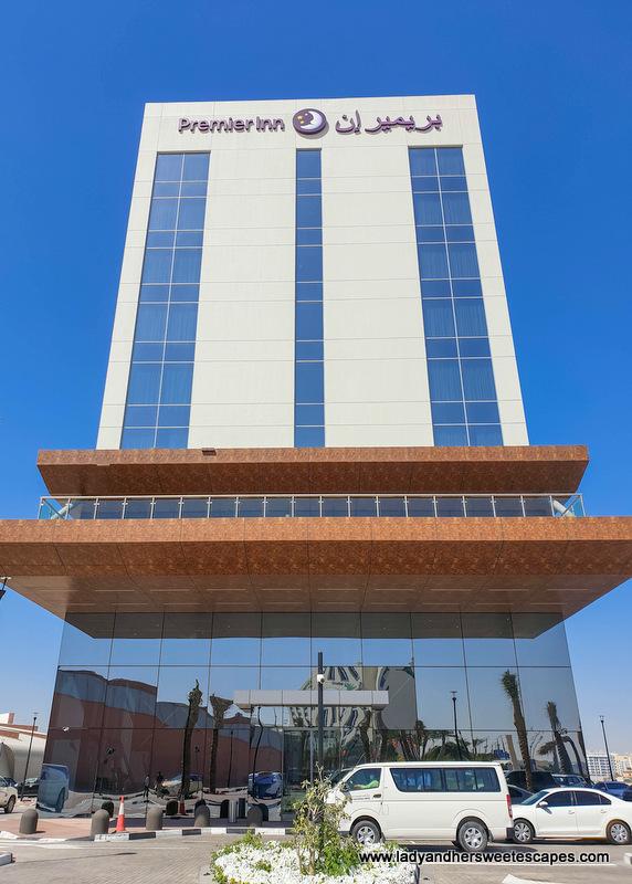 new budget hotel in Dubai
