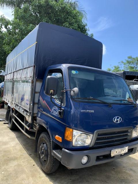Bán xe tải Hyundai 3,5 tấn cũ ở Bắc Giang