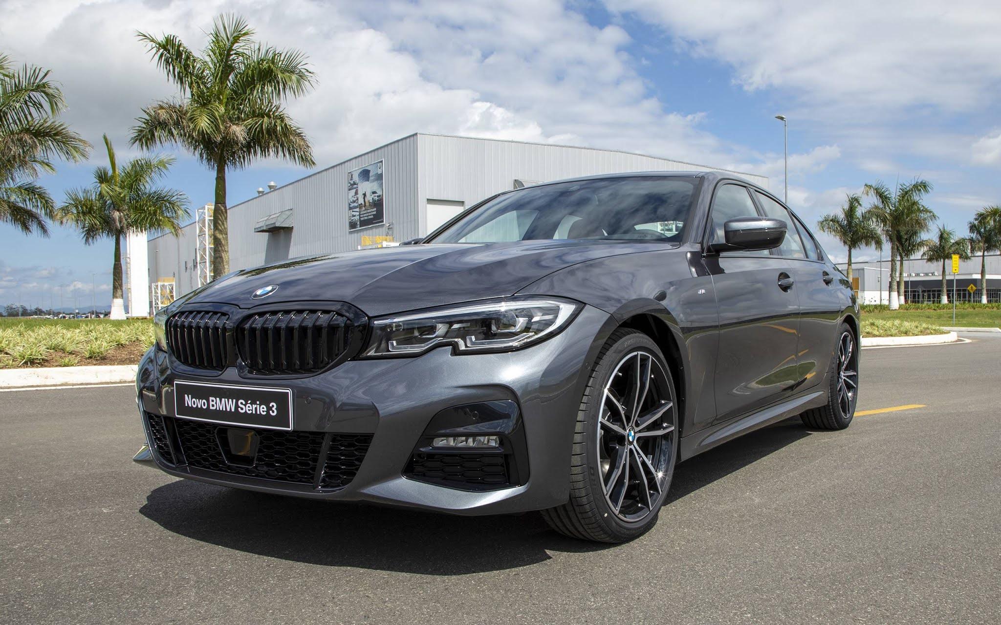 BMW 320i 2022 - preço