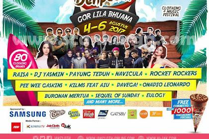 Jakcloth 2018 Goes To Denpasar Bali