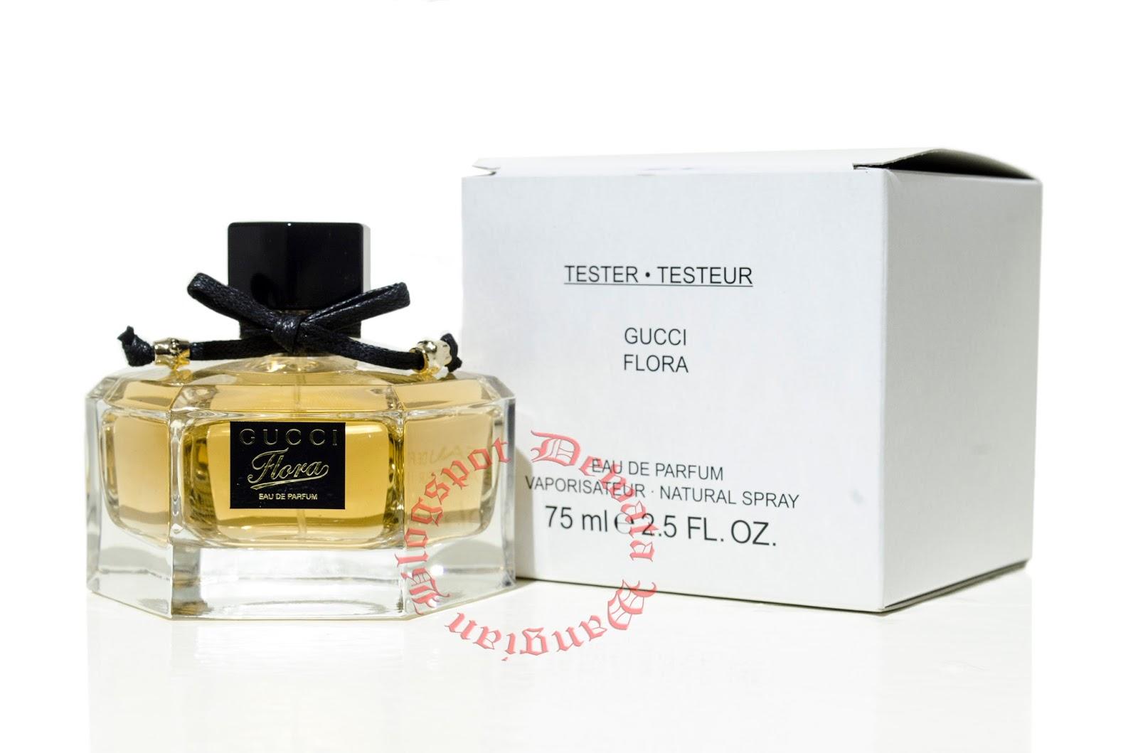 Wangianperfume Cosmetic Original Terbaik Gucci Flora Tester Perfume