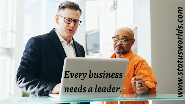Business Status And Quotes