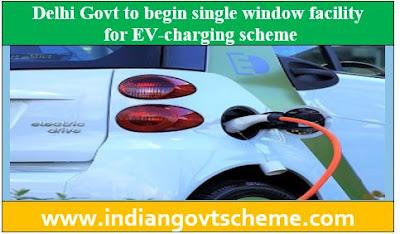 EV-charging scheme