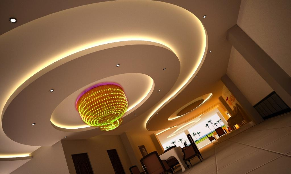 POP false ceiling designs: Latest 100 living room ceiling ...