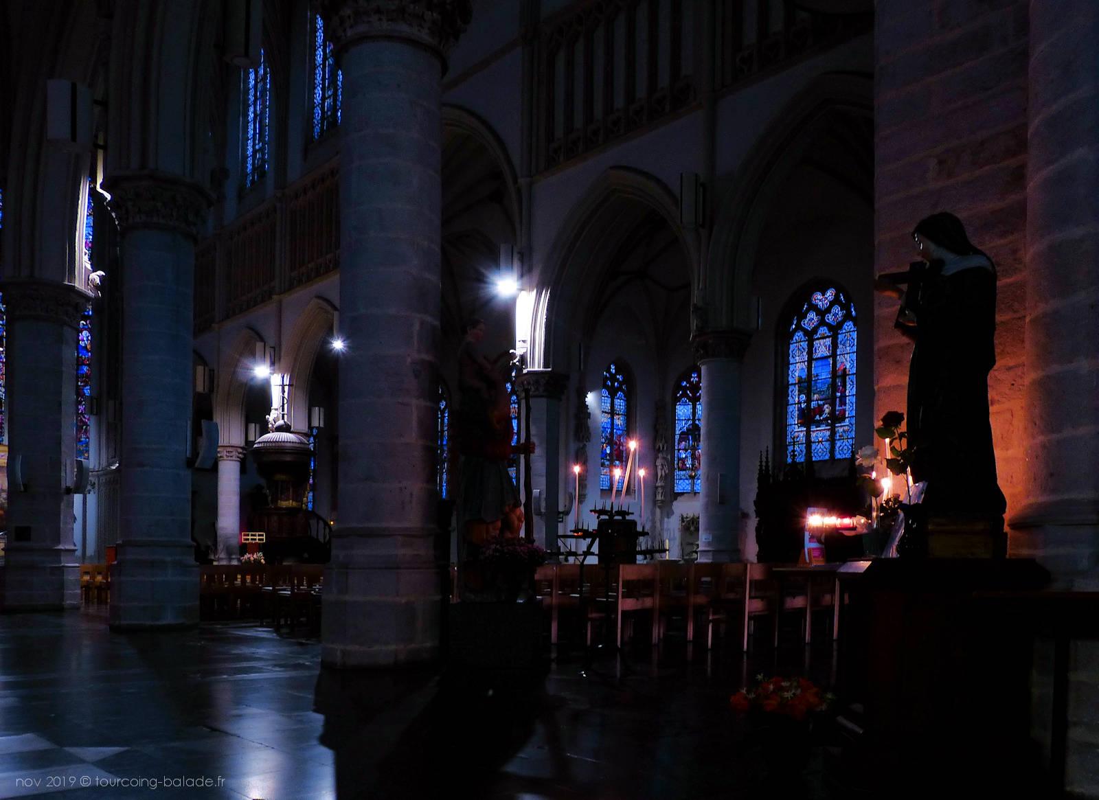 Église Saint-Christophe, Tourcoing centre