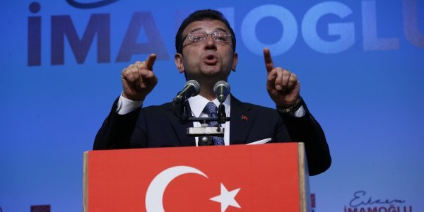 La Libre: Συνεχίζεται η διαμάχη Ερντογάν - Ιμάμογλου