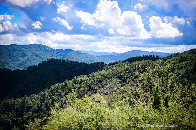 trekking Marradi Toscana