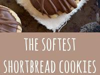 The SOFTEST Shortbread Cookies Recipe