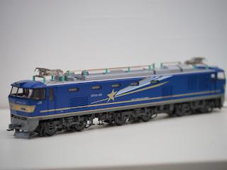KATO [1-311] EF510-500 北斗星色 動力車 お買い取りいたしました