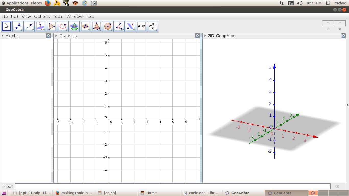 ict4maths : Geogebra:HSS Maths