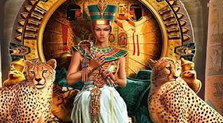 بحث عن الملكة كليوباترا