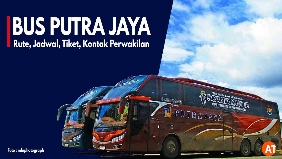 Bus Putra Jaya