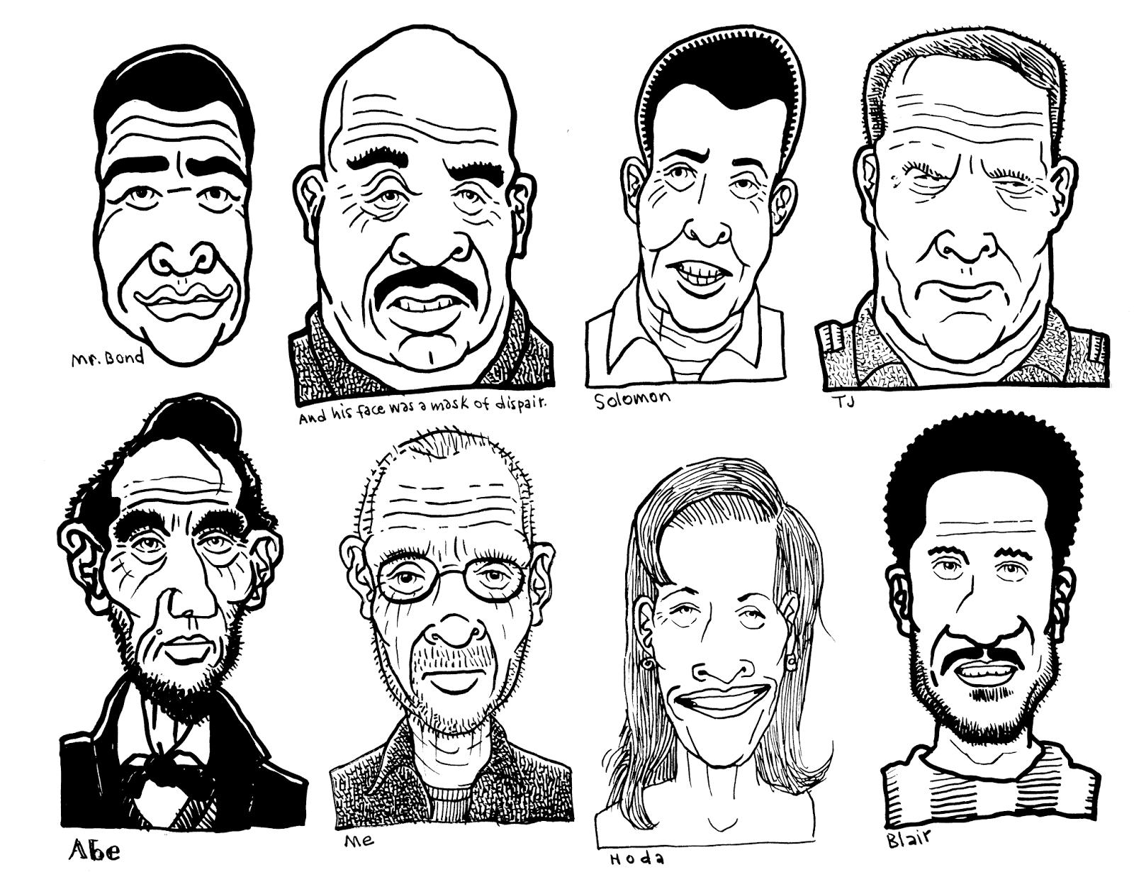 Don Moyer Sketchbook: August 2014