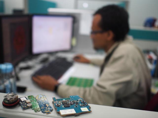 Sản xuất TPMS