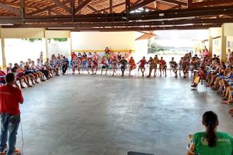 OSC CEACRI realiza encontro com as famílias
