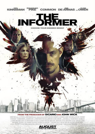 The Informer 2019 Full Hindi Movie Download Dual Audio Hd