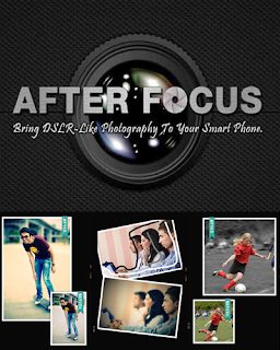 After Focus Foto Bokeh pun Makin Mudah