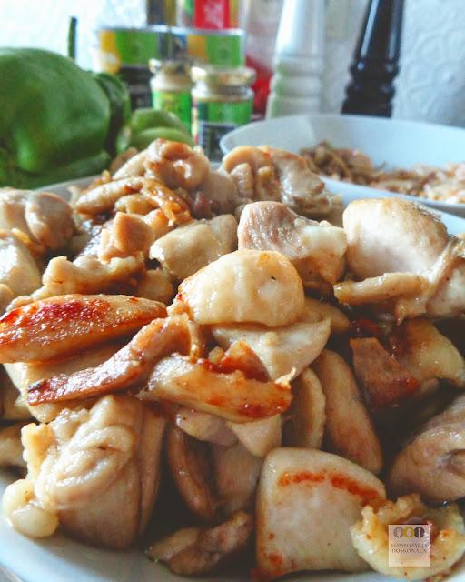 pyszny obiad po tajsku