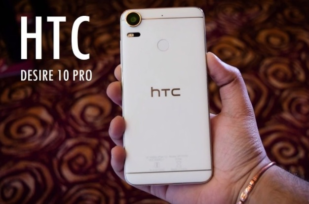 Harga HP HTC Desire 10 Pro Tahun 2017 Lengkap Dengan Spesifikasi, Layar 5.5 Inchi, 4G LTE, RAM 3GB, Memori Internal 32GB