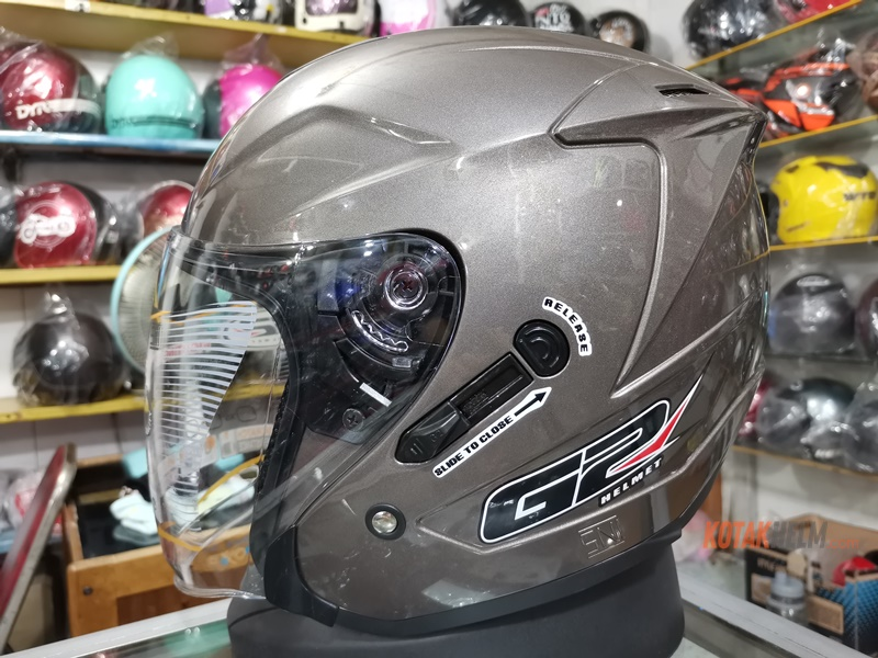 full detail helm G2 Optimex