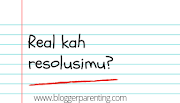 Real kah resolusimu?