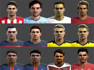 Facepack Pes 13 By Jarray