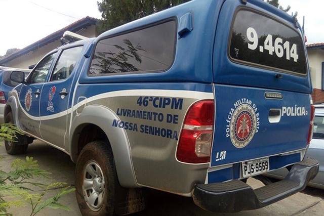 Homem é detido acusado de tentativa de estupro de vulnerável e ameaça em Livramento