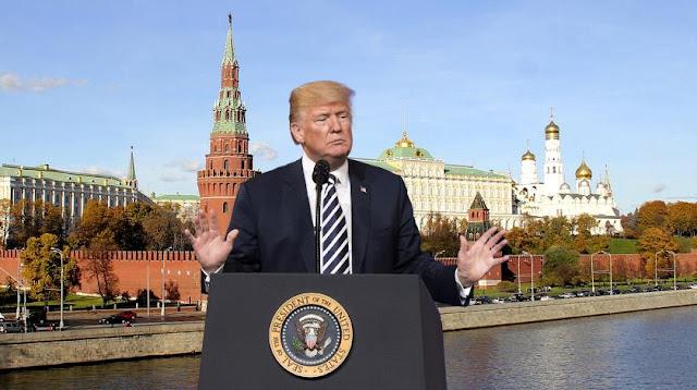 Трампа могли завербовать в 1987 году в Москве