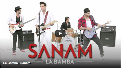 La Bamba Lyrics - Sanam Puri | Latest Spanish/ Maxican Folk Song 2017
