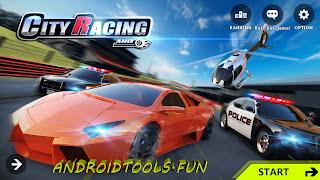 تحميل لعبة سباق السيارات City Racing 3D للاندرويد apk