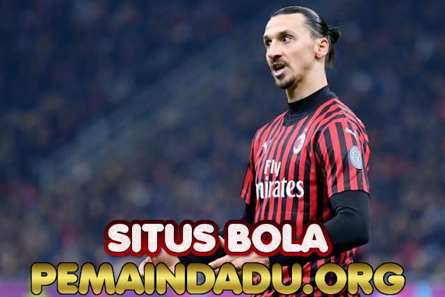 Zlatan Ibrahimovic Berikan Syarat Mahal Kepada Klub AC Milan