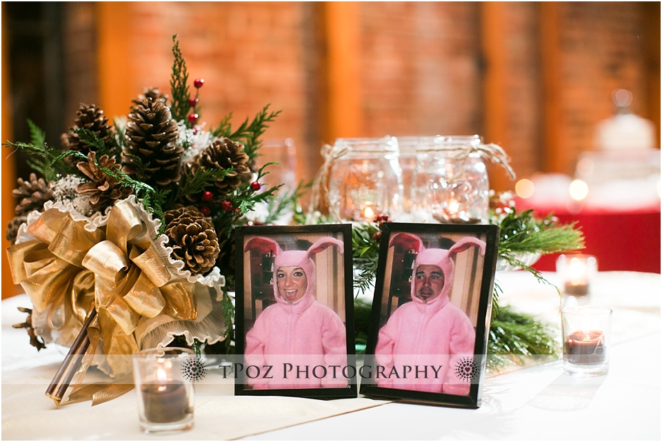 Christmas Story Wedding THeme