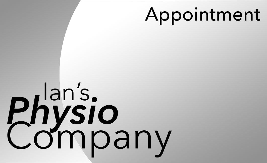 IPC- Ians\u0027s Physio Company (Major Project DES509) Design Progress