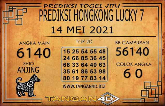 PREDIKSI TOGEL HONGKONG LUCKY 7 TANGAN4D 14 MEI 2021