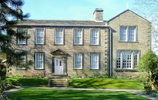 The Parsonage in Haworth, where the Brontë sisters grew up, is now a museum celebrating their lives