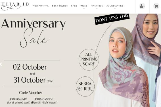 Rekomendasi Busana Muslim Hijab Agar Wajah Terlihat Lebih Cerah