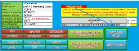 Aplikasi Absensi Guru Dan Pegawai