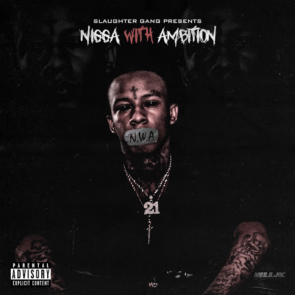 SG Tip - NWA: Nigga With Ambition Cover
