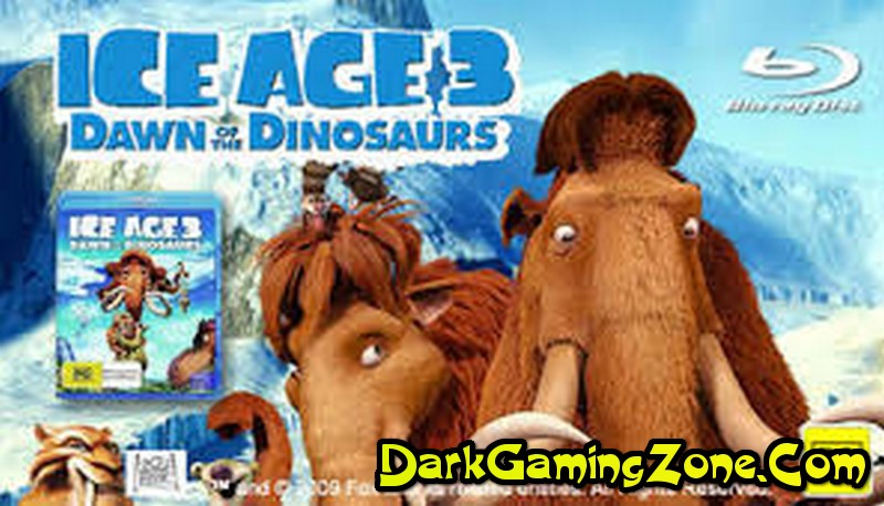 ice age 3 dawn of the dinosaurs game free  pc