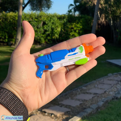 World smallest water blaster 1