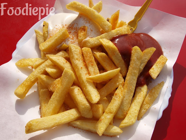 French Fries Recipe Home Made French Fries Recipe