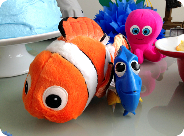 Nemo e Dory : Festa Fundo do Mar