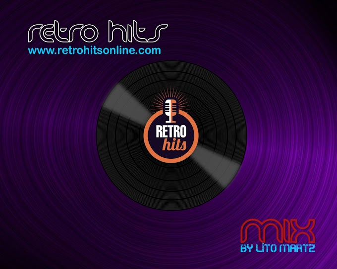 Retro Hits Pop Mix en Español Vol. 1 - DJ Lito Martz