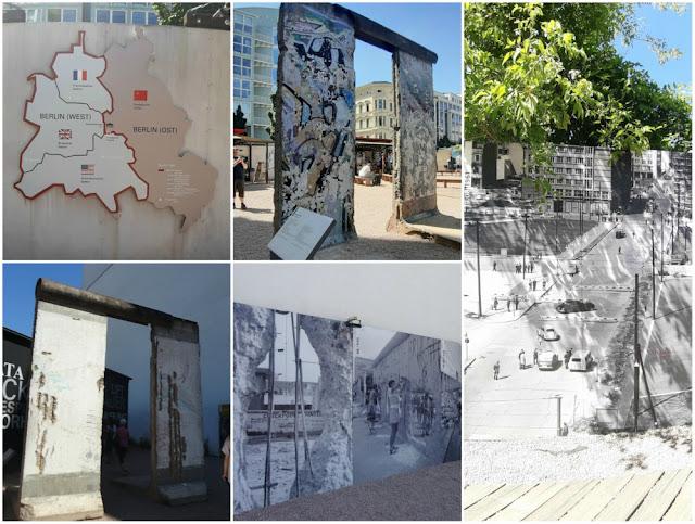 O que ver e fazer grátis em Berlim? Parte de fora da Black Box Kalter Krieg
