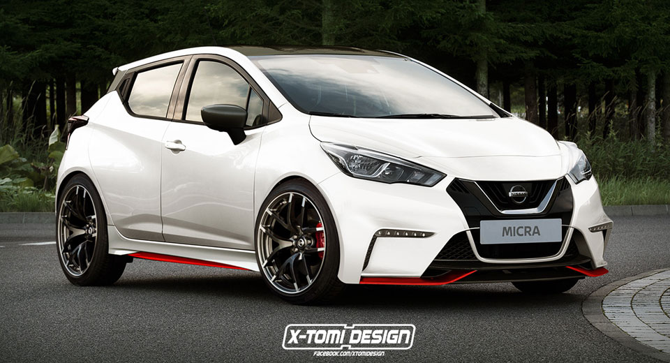 all new nissan micra looks promising in nismo guise. Black Bedroom Furniture Sets. Home Design Ideas