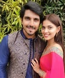 Kanwar Dhillon with her girlfriend