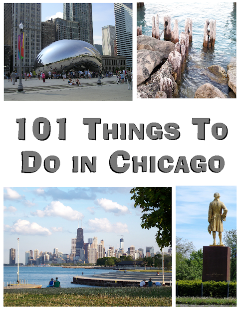 101 Things to Do in Chicago