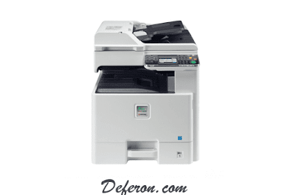 Kyocera ECOSYS FS-C8520MFP Printer Driver Download